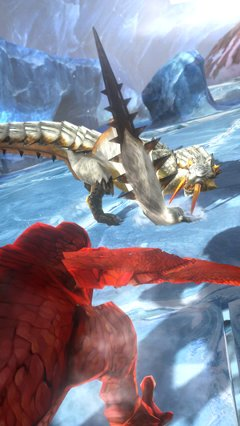 File:MHSP-Barioth and Red Khezu Screenshot 001.jpg