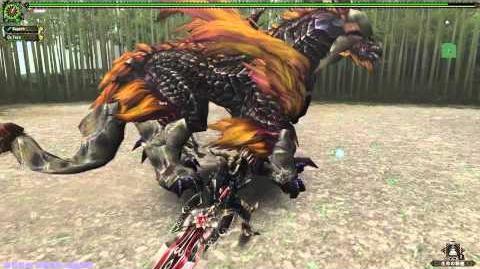Monster Hunter Frontier G5 - Gou (HR100) Inagami