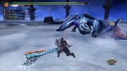MH3U-Lucent Nargacuga Screenshot 005