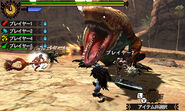 MH4U-Tigerstripe Zamtrios Screenshot 007