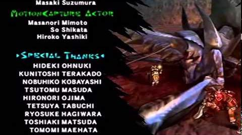 Monster Hunter Freedom 2 - Proof of a Hero (Credits)