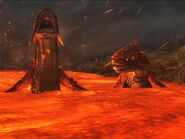 FrontierGen-Lavasioth Subspecies Screenshot 009