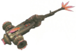 FrontierGen-Hunting Horn 001 Low Quality Render 001