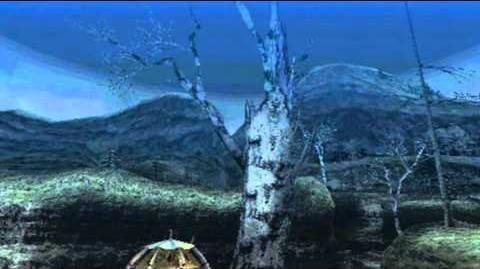 "Monster Hunter Freedom Unite -- ""The Still Swamp"" (Swamp Intro - Night)"