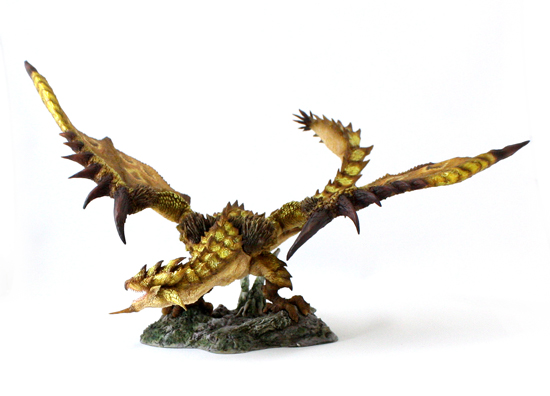 File:Capcom Figure Builder Creator's Model Gold Rathian 002.jpg
