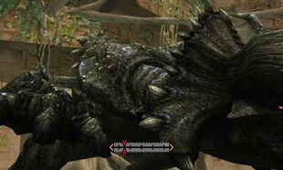 MH4U-Black Diablos Back Break 001