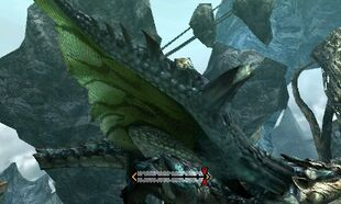 MH4U-Azure Rathalos Right Wing Break 002
