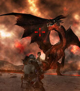 MHFO-Crimson Fatalis Screenshot 003