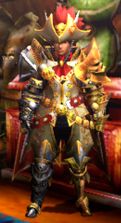 MH4-Legend J Armor Male Render