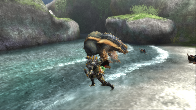File:MHP3-Arzuros Screenshot 002.png