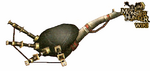 Metal Bagpipe
