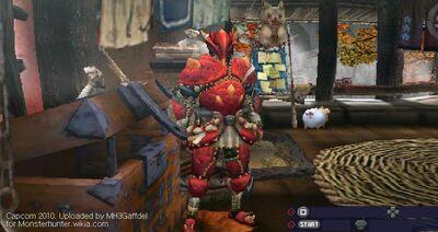 Rangurorota armor