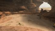MHFU-Desert Screenshot 004