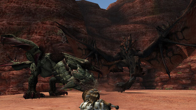 File:FrontierGen-Rathalos and Rathian Screenshot 001.jpg