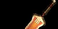 King Teostra Blade (MHGen)