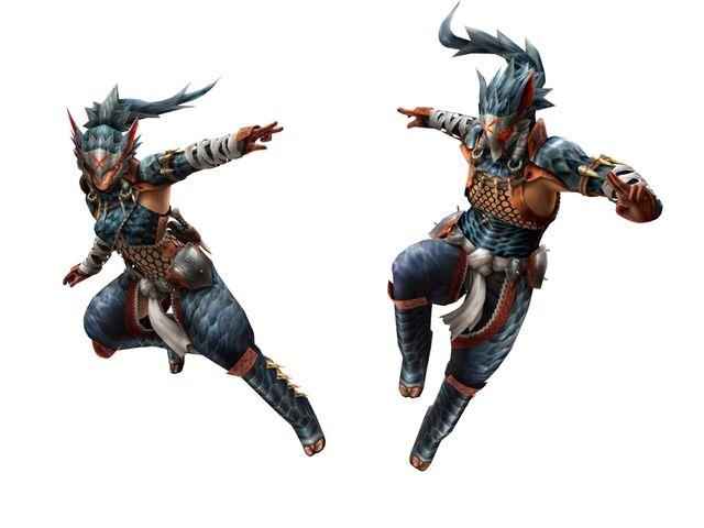 File:FrontierGen-Naruga Armor (Blademaster) Render 2.jpg