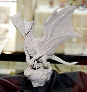 Capcom Figure Builder Creator's Model-Kushala Daora 002