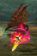 MHXR-Pink Rathian Screenshot 002