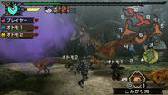MHP3-Great Wroggi and Wroggi Screenshot 003