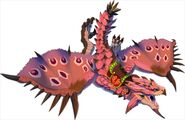 MHST-Pink Rathian Render 001