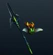 MH4U-Gogumajiosu Insect Glaive