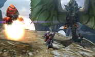 MH4U-Azure Rathalos Screenshot 005