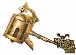 MHP3rd Gunhammer