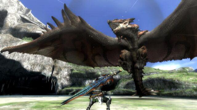 File:MH3-Rathalos Screenshot 006.jpg