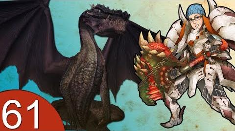 Monster Hunter 4 Nubcakes 61 - Fatalis English commentary online gameplay