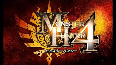 Battle 17 ~Dalamadur~ Part 2 Monster Hunter 4 OST