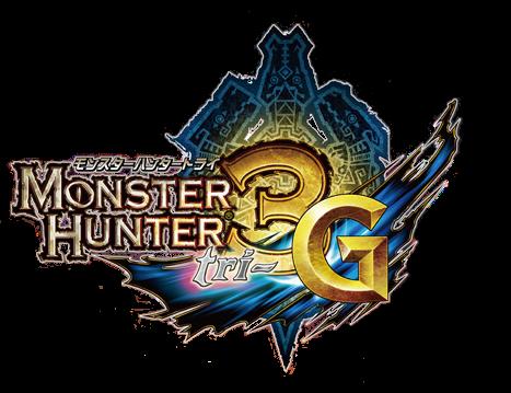 File:MH3G logo !!!.png