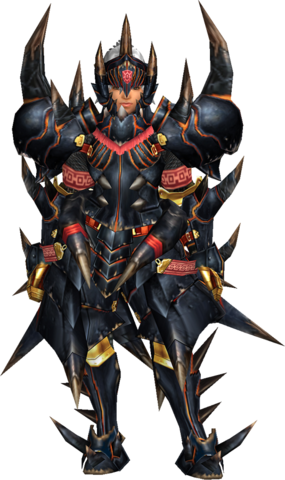 File:FrontierGen-Akamuto G Armor (Blademaster) (Female) Render 001.png