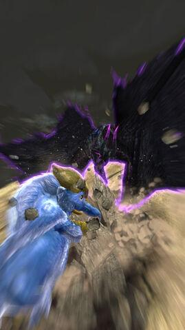 File:MHSP-Frenzied Gore Magala and Gammoth Screenshot 001.jpg