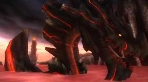 Monster Hunter 3 (Tri) G - Architect of Destruction (Dire Miralis intro)