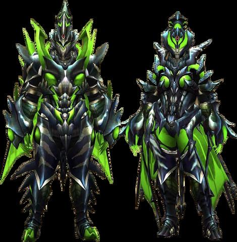 File:MHGen-Astalos Armor Render 001.png