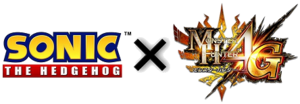 Logo-Sonic the Hedgehog x MH4G