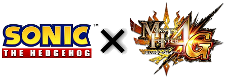 File:Logo-Sonic the Hedgehog x MH4G.png