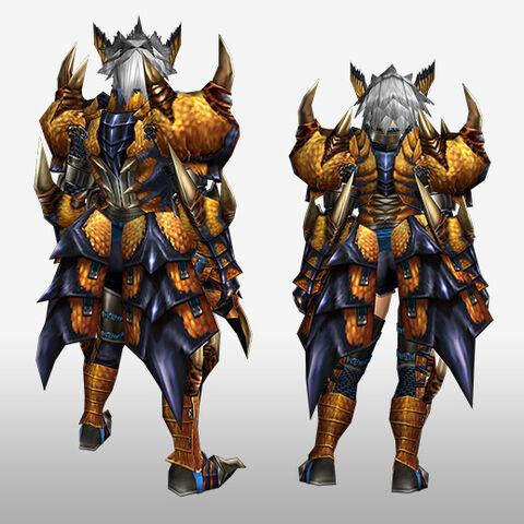 File:FrontierGen-Tigrex G Armor (Blademaster) (Back) Render.jpg