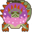 MH3U-Purple Ludroth Icon.png