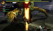 MH4U-Gold Rathian Screenshot 006