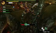 MH4U-Azure Rathalos Screenshot 020