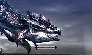 MH4U-Silver Rathalos Head Break 001