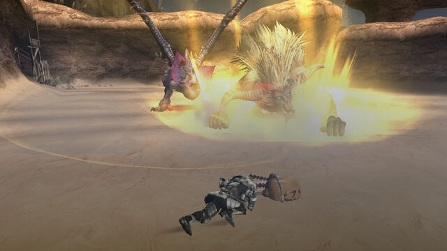 File:FrontierGen-Yian Garuga and Rajang Screenshot 009.jpg