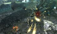 MH4U-Azure Rathalos Screenshot 009