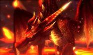 MH4U-Crimson Fatalis Screenshot 006