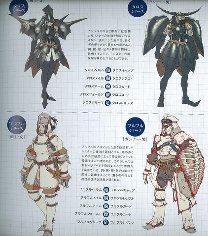 File:Hornetaur and Khezu Armor Art.jpg