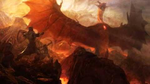 Dragon's Dogma OST - Fire and Perdition (Dragon Chase)