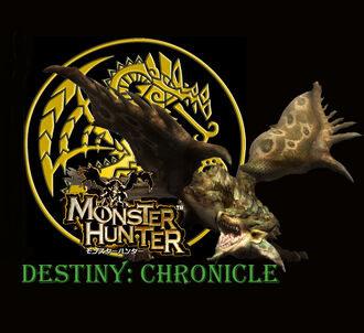 Monster Hunter Destiny Chronicle Logo