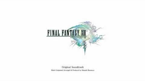 FINAL FANTASY XIII OST 1-05 - Saber's Edge (Main Boss Battle Theme)