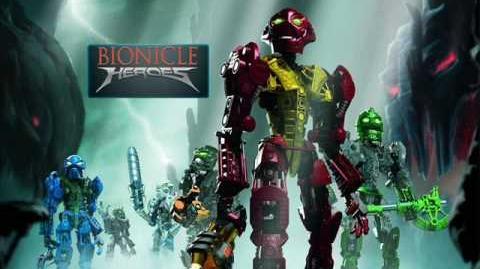 Bionicle Heroes Soundtrack - Thok's Battle